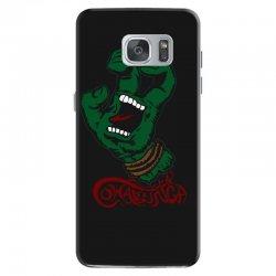 screaming mutant hand Samsung Galaxy S7 Case | Artistshot
