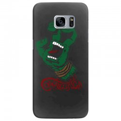 screaming mutant hand Samsung Galaxy S7 Edge Case | Artistshot