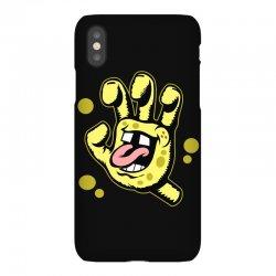 screaming sponge iPhoneX Case | Artistshot