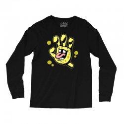 screaming sponge Long Sleeve Shirts | Artistshot