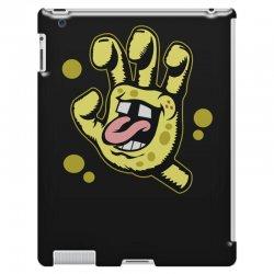 screaming sponge iPad 3 and 4 Case | Artistshot