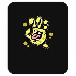 screaming sponge Mousepad | Artistshot