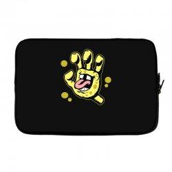 screaming sponge Laptop sleeve | Artistshot