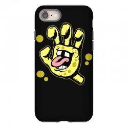 screaming sponge iPhone 8 Case | Artistshot