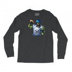 SPORTS ZOMBIE Long Sleeve Shirts | Artistshot