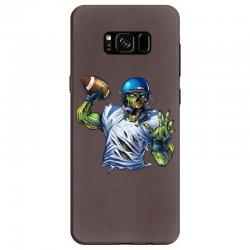 SPORTS ZOMBIE Samsung Galaxy S8 Case | Artistshot