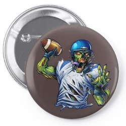 SPORTS ZOMBIE Pin-back button | Artistshot