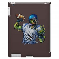 SPORTS ZOMBIE iPad 3 and 4 Case | Artistshot