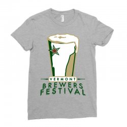 BREWERS FESTIVAL Ladies Fitted T-Shirt | Artistshot