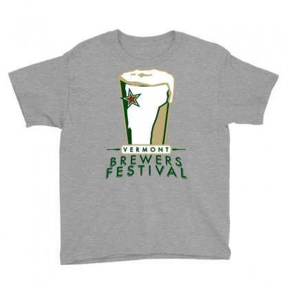 Brewers Festival Youth Tee Designed By Ikankio