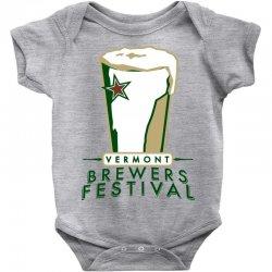BREWERS FESTIVAL Baby Bodysuit   Artistshot