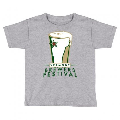 Brewers Festival Toddler T-shirt Designed By Ikankio