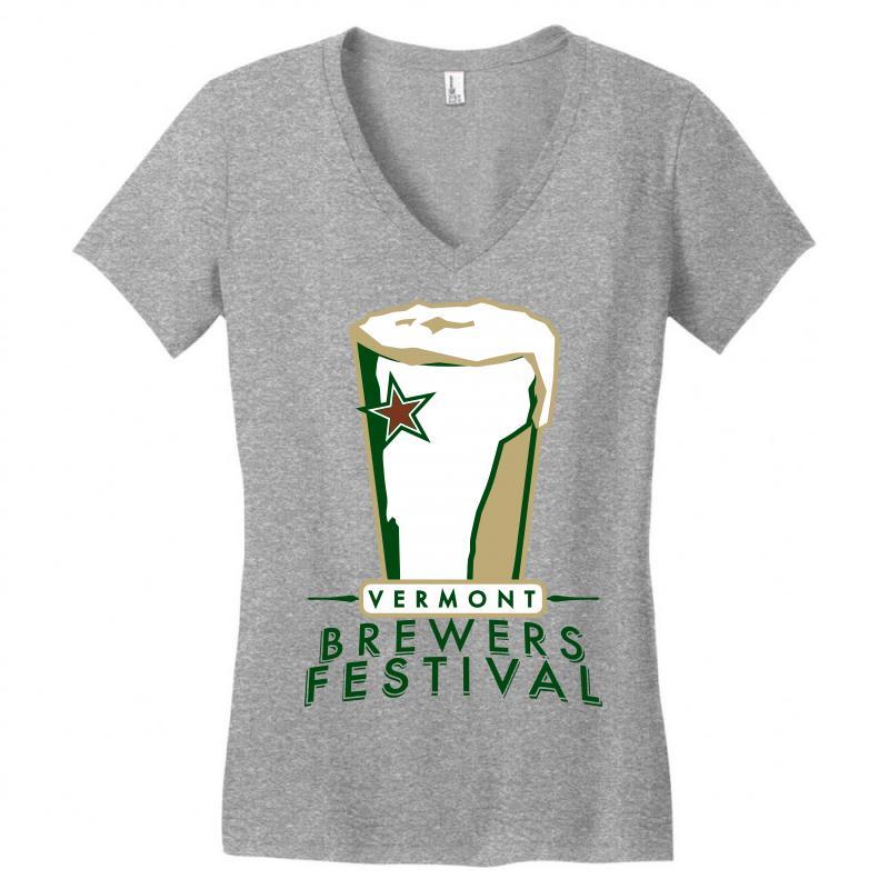 Brewers Festival Women's V-neck T-shirt | Artistshot