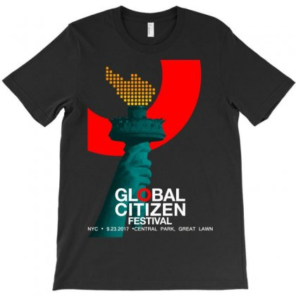 Global Festival T-shirt Designed By Ikankio