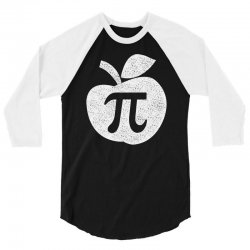 apple pie pi day 3/4 Sleeve Shirt | Artistshot