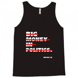 big money in politics Tank Top | Artistshot