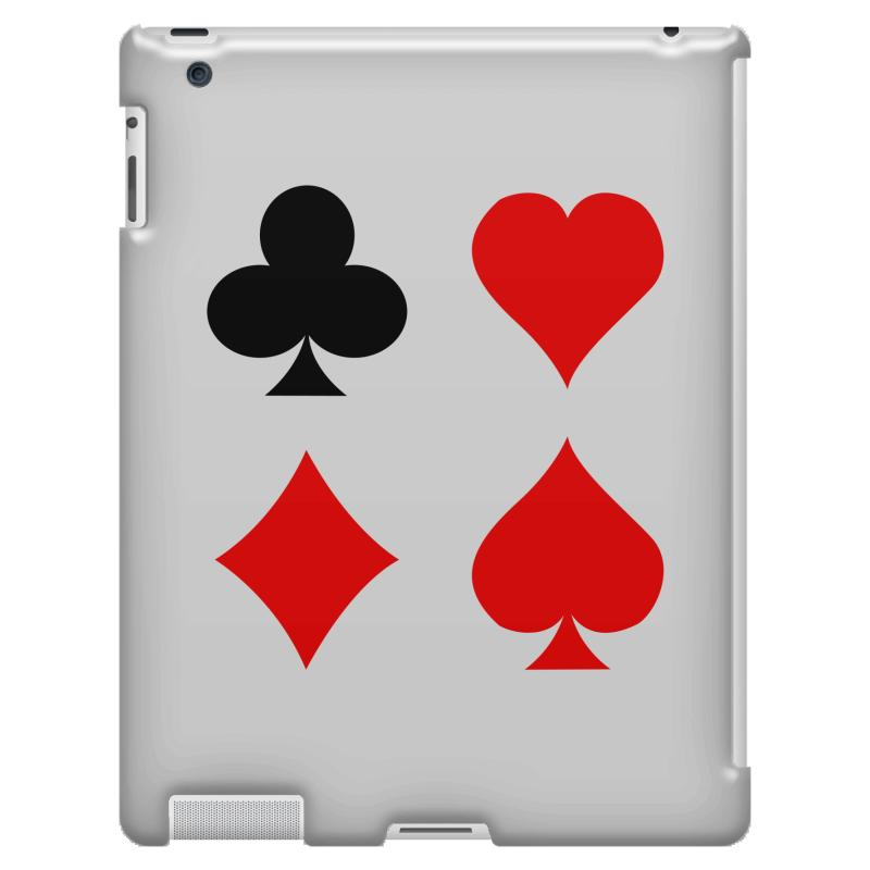 Libya poker face