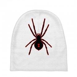 Custom Black Widow Spider Baby Bibs By Irvandwi2 Artistshot