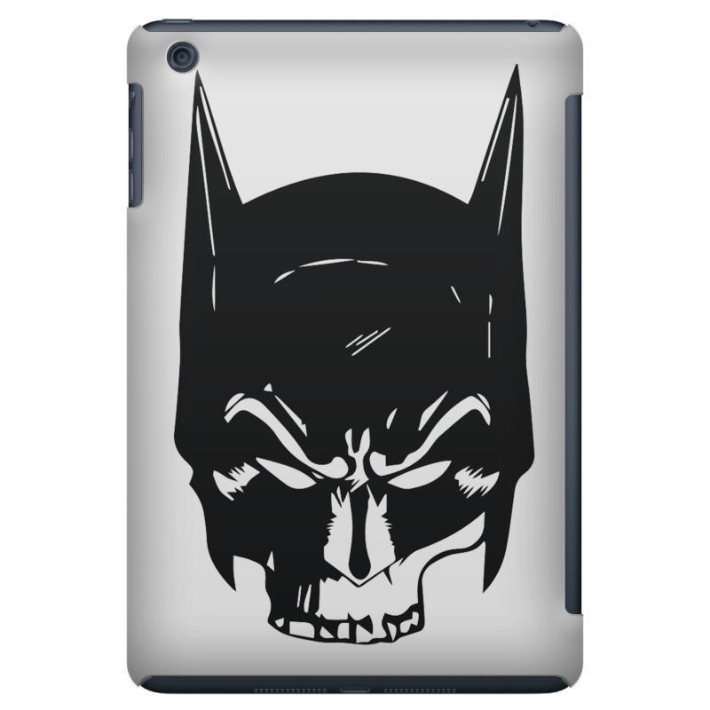 d971c6e5aaaeee Custom Skull Batman Ipad Mini Case By Denz - Artistshot