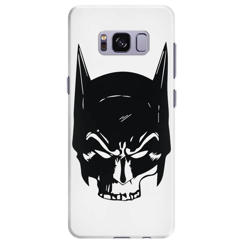 841fc165152fde Custom Skull Batman Samsung Galaxy S8 Plus Case By Denz - Artistshot