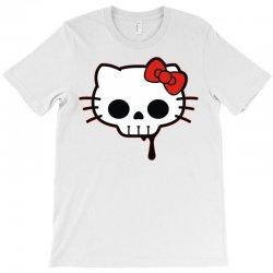 skull kitty T-Shirt   Artistshot