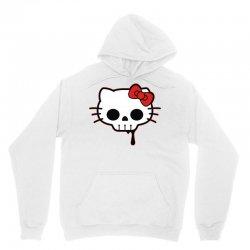 skull kitty Unisex Hoodie   Artistshot