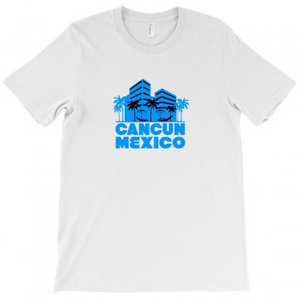 Cancun Mexico! T-shirt Designed By Irvandwi2