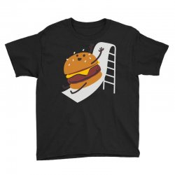 slider burger Youth Tee | Artistshot