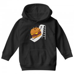 slider burger Youth Hoodie | Artistshot