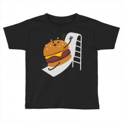 slider burger Toddler T-shirt | Artistshot