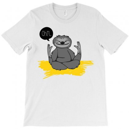 Sloth Life T-shirt Designed By Denz