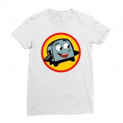 the brave little toaster to the rescue Ladies Fitted T-Shirt | Artistshot