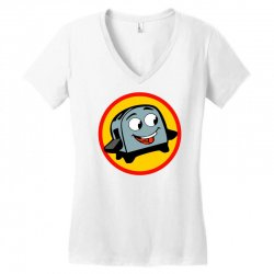 the brave little toaster to the rescue Women's V-Neck T-Shirt | Artistshot