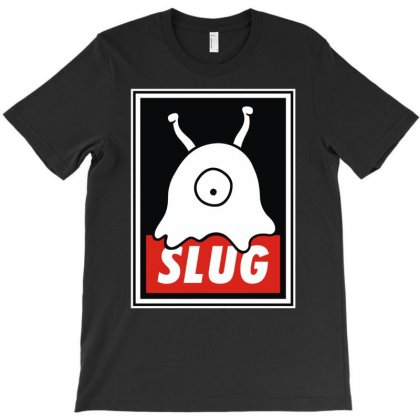 Slug T-shirt Designed By Denz