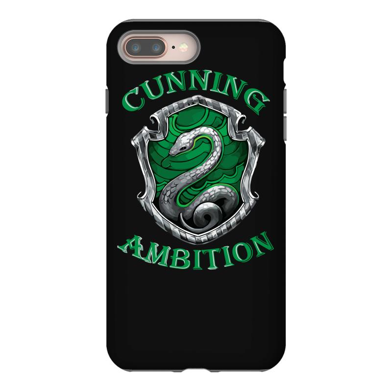 official photos dc884 b6e9e Slytherin Iphone 8 Plus Case. By Artistshot