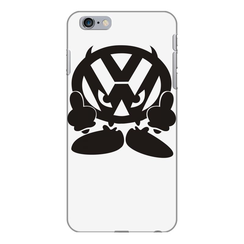 buy popular c1fbc bff9e Volkswagen Vw Face Tshirt Cartoon Top Iphone 6 Plus/6s Plus Case. By  Artistshot