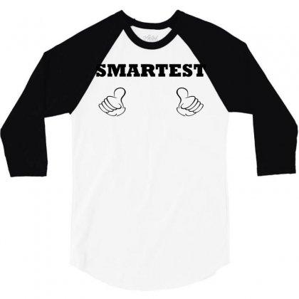 Smartest 3/4 Sleeve Shirt Designed By Denz