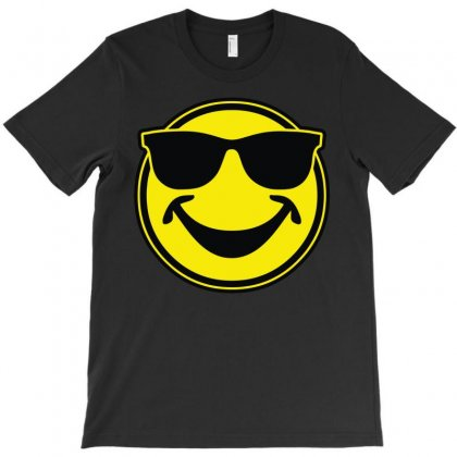 Smiley Bro T-shirt Designed By Denz