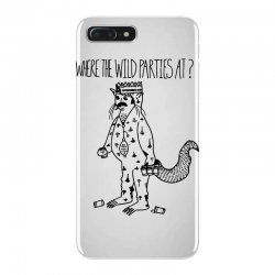 where the wild parties at iPhone 7 Plus Case | Artistshot