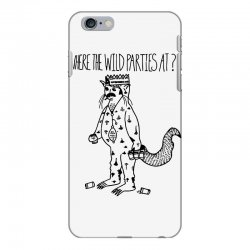 where the wild parties at iPhone 6 Plus/6s Plus Case | Artistshot