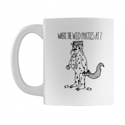 where the wild parties at Mug | Artistshot