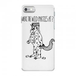 where the wild parties at iPhone 7 Case | Artistshot
