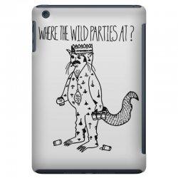 where the wild parties at iPad Mini Case | Artistshot