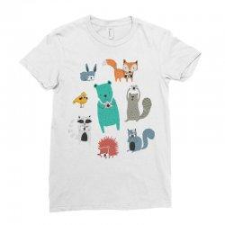 wildlife observation Ladies Fitted T-Shirt | Artistshot