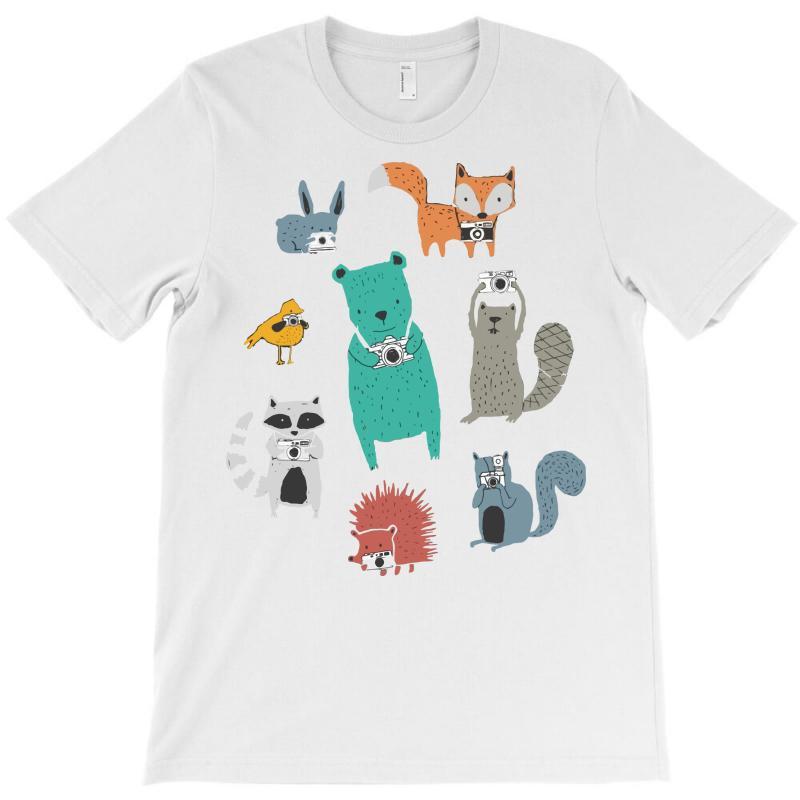 Wildlife Observation T-shirt | Artistshot