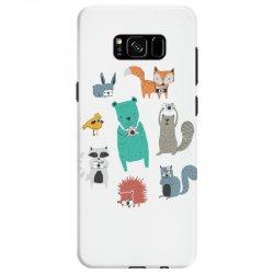 wildlife observation Samsung Galaxy S8 Case | Artistshot