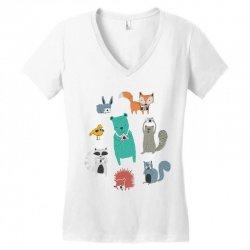 wildlife observation Women's V-Neck T-Shirt | Artistshot