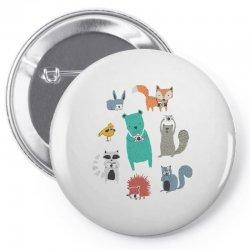 wildlife observation Pin-back button | Artistshot