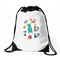 wildlife observation Drawstring Bags | Artistshot