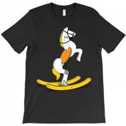 wild rocking horse T-Shirt | Artistshot